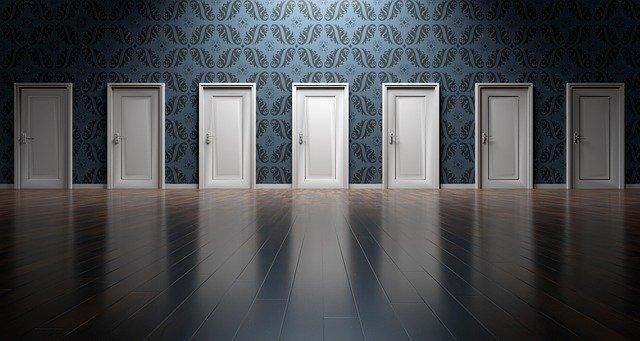 drzwi ażurowe montaż