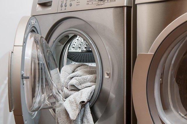 pralnia aranżacje